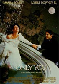 locandina del film ONLY YOU (1994)