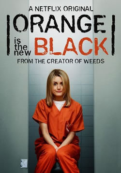 locandina del film ORANGE IS THE NEW BLACK - STAGIONE 1