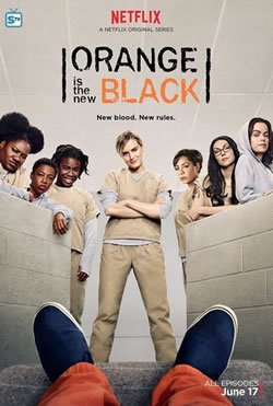 locandina del film ORANGE IS THE NEW BLACK - STAGIONE 4