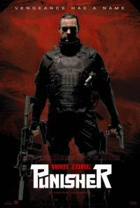 locandina del film PUNISHER: WAR ZONE