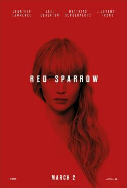locandina del film RED SPARROW