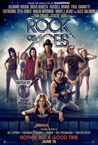 locandina del film ROCK OF AGES