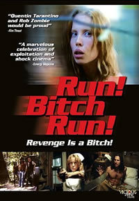 locandina del film RUN BITCH RUN