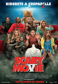 locandina del film SCARY MOVIE 5