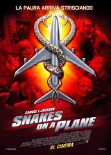 locandina del film SNAKES ON A PLANE