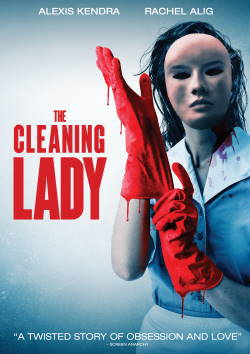 locandina del film THE CLEANING LADY