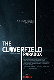 locandina del film THE CLOVERFIELD PARADOX