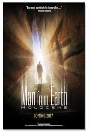 locandina del film THE MAN FROM EARTH: HOLOCENE