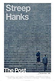 locandina del film THE POST
