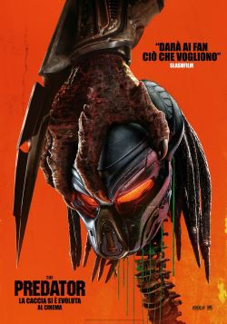 locandina del film THE PREDATOR