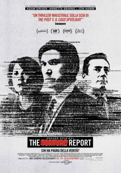 locandina del film THE REPORT