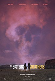 locandina del film THE SISTERS BROTHERS