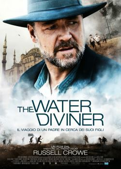 locandina del film THE WATER DIVINER