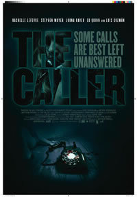 locandina del film THE CALLER