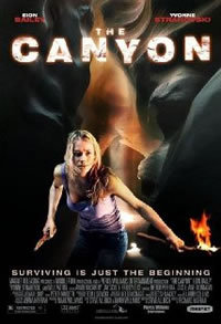 locandina del film THE CANYON