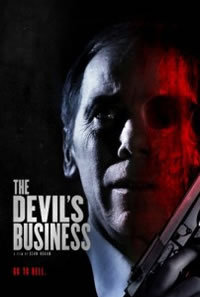 locandina del film THE DEVIL'S BUSINESS