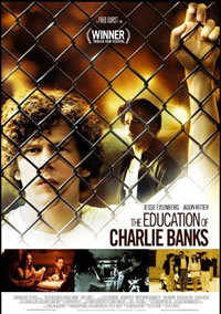 locandina del film THE EDUCATION OF CHARLIE BANKS