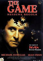locandina del film THE GAME