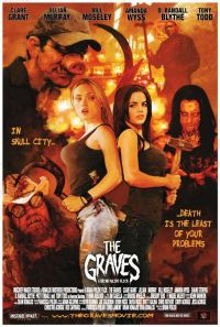locandina del film THE GRAVES