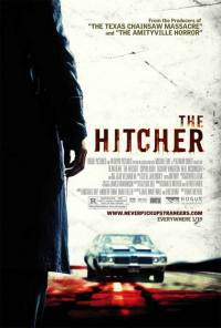 locandina del film THE HITCHER