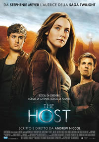 locandina del film THE HOST
