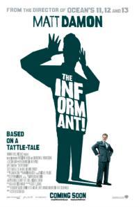 locandina del film THE INFORMANT