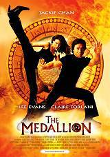 locandina del film THE MEDALLION