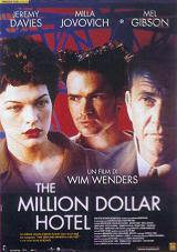 locandina del film THE MILLION DOLLAR HOTEL