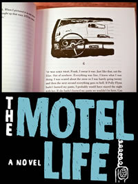 locandina del film THE MOTEL LIFE