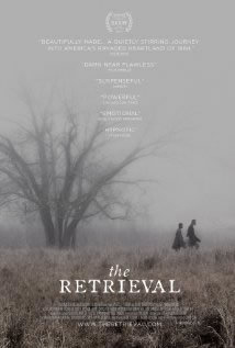 locandina del film THE RETRIEVAL