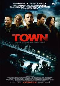 locandina del film THE TOWN