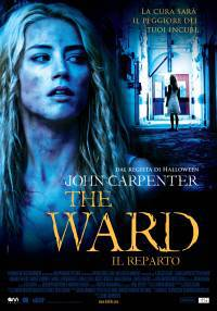 locandina del film THE WARD - IL REPARTO