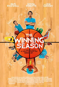 locandina del film THE WINNING SEASON