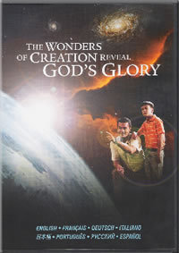 locandina del film THE WONDERS OF CREATION REVEAL GOD'S GLORY