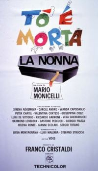 locandina del film TO', E' MORTA LA NONNA!