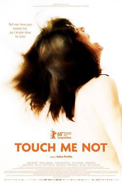 locandina del film TOUCH ME NOT