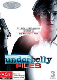 locandina del film UNDERBELLY FILES: THE MAN WHO GOT AWAY