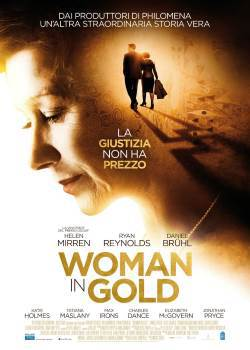 locandina del film WOMAN IN GOLD