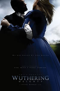 locandina del film WUTHERING HEIGHTS (2011)