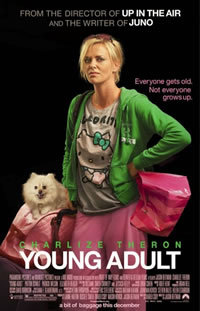 locandina del film YOUNG ADULT
