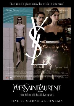 locandina del film YVES SAINT LAURENT