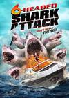 Locandina del film 6-HEADED SHARK ATTACK