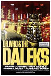 Locandina del film DR. WHO AND THE DALEKS