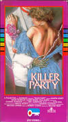 Locandina del film KILLER PARTY