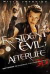 Locandina del film RESIDENT EVIL: AFTERLIFE