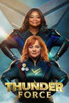 Locandina del film THUNDER FORCE