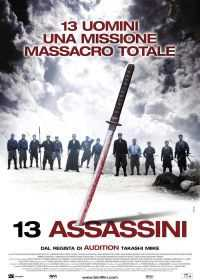 Locandina del film 13 ASSASSINI