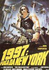 Locandina del film 1997 FUGA DA NEW YORK