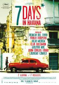 Locandina del film 7 DAYS IN HAVANA