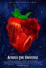 Locandina del film ACROSS THE UNIVERSE